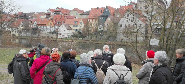 Zu zwei romantischen Altstädtchen – Besigheim und Bietigheim